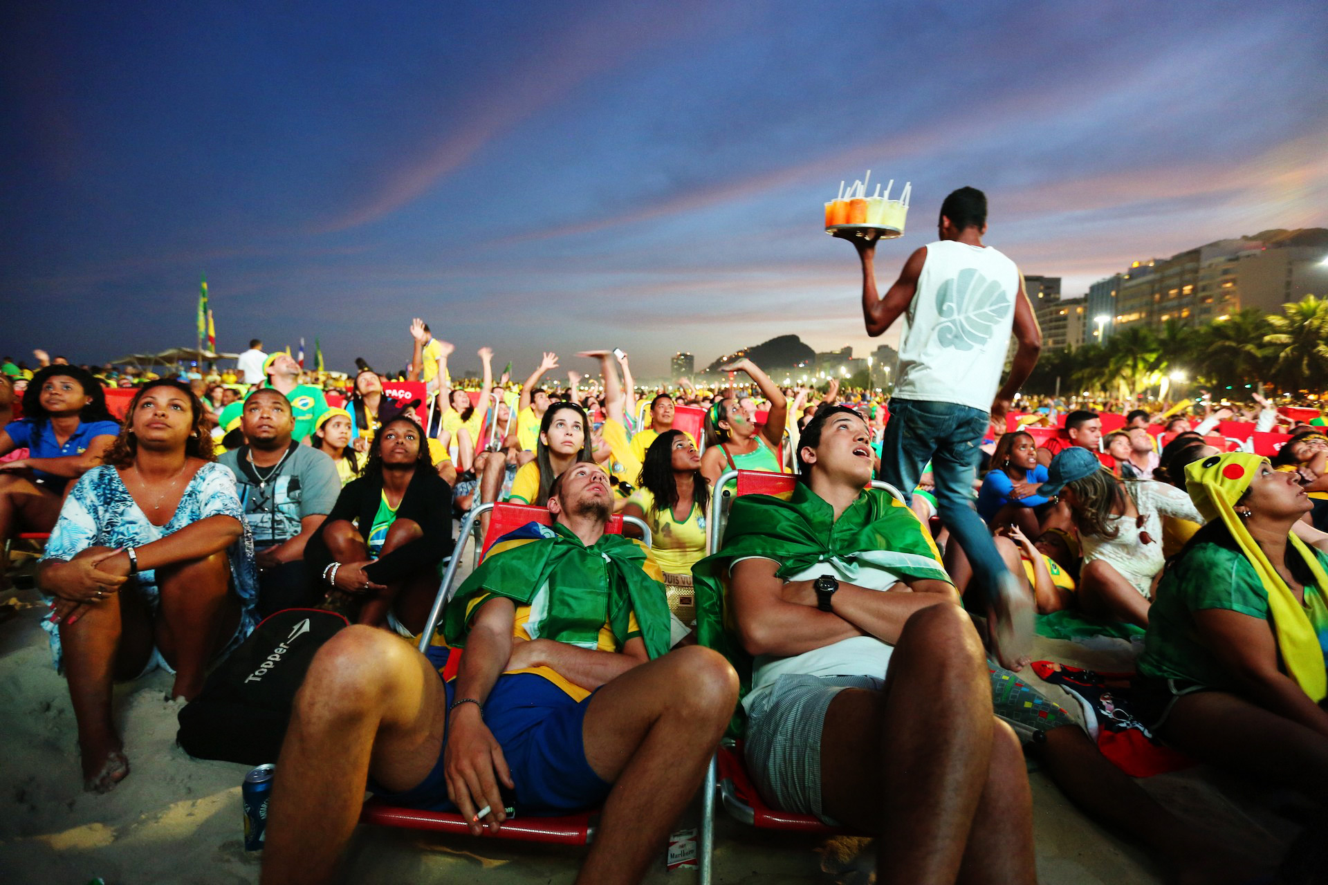 How to Throw a World Cup Viewing Party